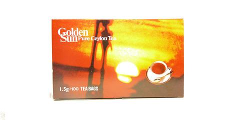 Μαύρο τσάι Κεϋλάνης σε φακελάκια (100 φακελάκια) - τσάγια