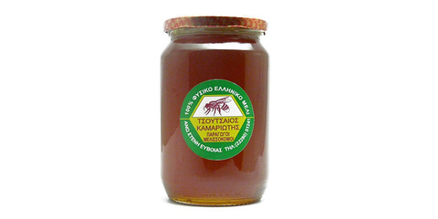Μέλι Ελάτης Ευβοίας 1kg  - μέλια - σιρόπια