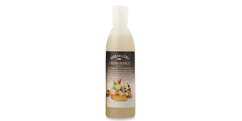 Μπαλσάμικο λευκό ξύδι σε κρέμα 250ml - μαγειρική ζαχαροπλαστική