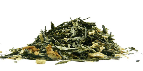 Πράσινο τσάι με τζίνσενγκ