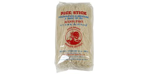 Noodles ρυζιού φαρδιά 545gr