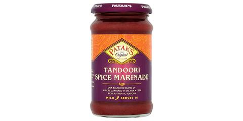Tandoori spice marinade 312gr