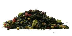 Πράσινο τσάι με μπαχαρικά - τσάγια