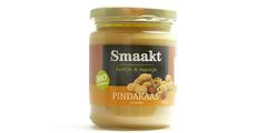 Φυστικοβούτυρο Crunchy βιολογικό 0.25Kg  - μέλια - σιρόπια