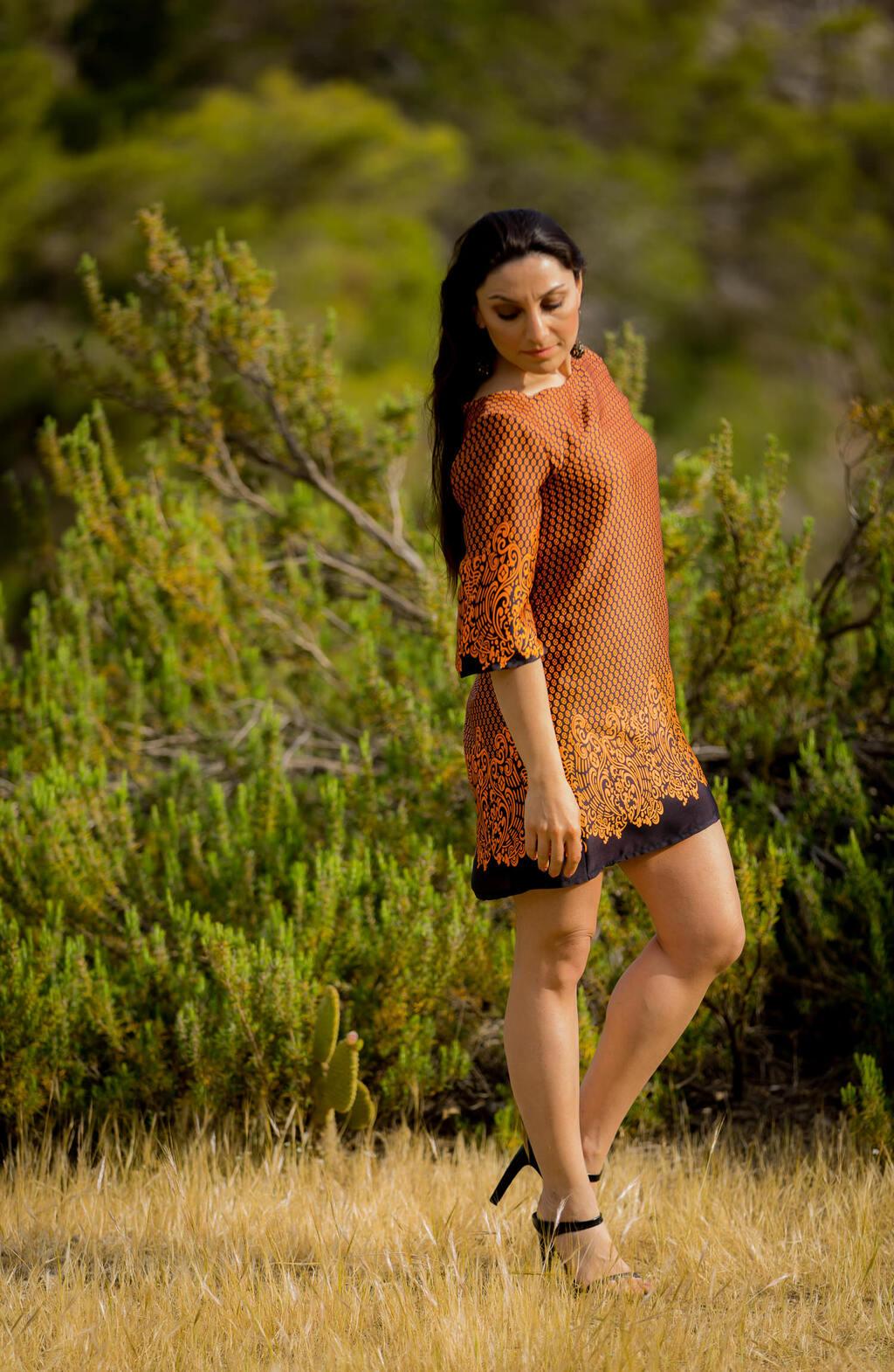ΦΟΡΕΜΑ AURIANA από την Open Rose 6