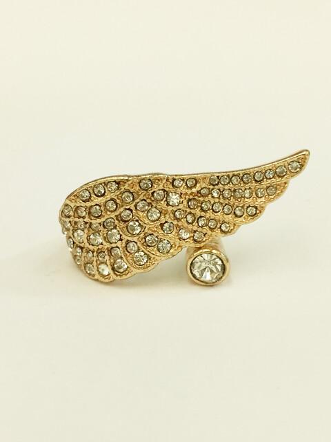 Δαχτυλίδι με φτερο