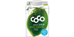 Νερό καρύδας βιολογικό 500ml - χωρίς ζάχαρη