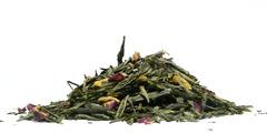 Πράσινο τσάι με ρόδι - τσάγια