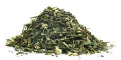 Πράσινο τσάι με τζίντζερ - τσάγια
