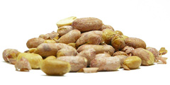 Αράπικα φυστίκια ανάλατα - ξηροί καρποί