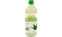 Αλόη Βέρα σε χυμό ελληνικής βιολογικής γεωργίας 1lt - ποτά - χυμοί