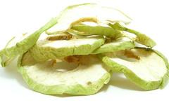 Ξινόμηλο σε chips - αποξηραμένα φρούτα