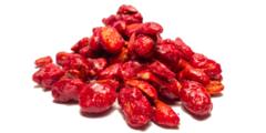 φυστίκι καραμελωμένο με γεύση φράουλας - snacks