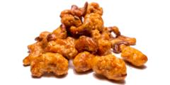 κάσιους καραμελωμένο με άρωμα βανίλιας - snacks