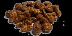 φυστίκι αιγίνης καραμελωμένο - snacks