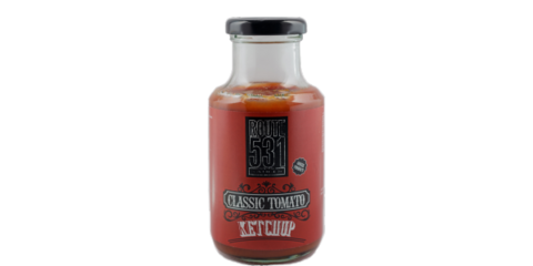CLASSIC TOMATO KETCHUP 250GR