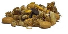 banoffee granola - δημητριακά