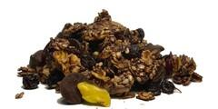 dark and crunch granola - δημητριακά