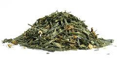 Πράσινο τσάι με λεμόνι - τσάγια