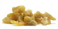 Τζίντζερ (ρίζα) χωρίς ζάχαρη - αποξηραμένα φρούτα