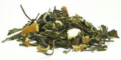Λευκό τσάι με πορτοκάλι και τζίντζερ - τσάγια