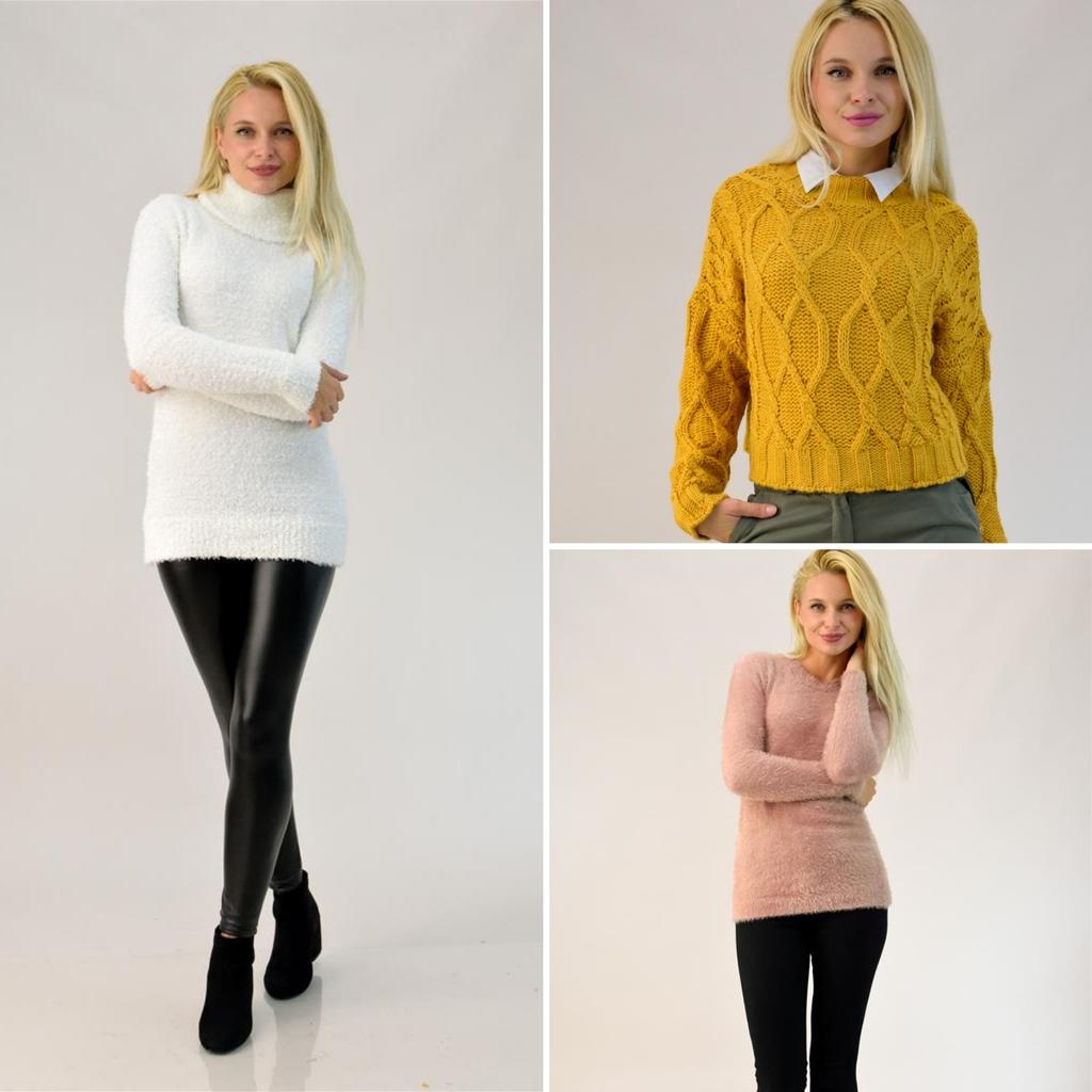 5+1 τρόποι να φορέσεις το αγαπημένο σου πουλόβερ