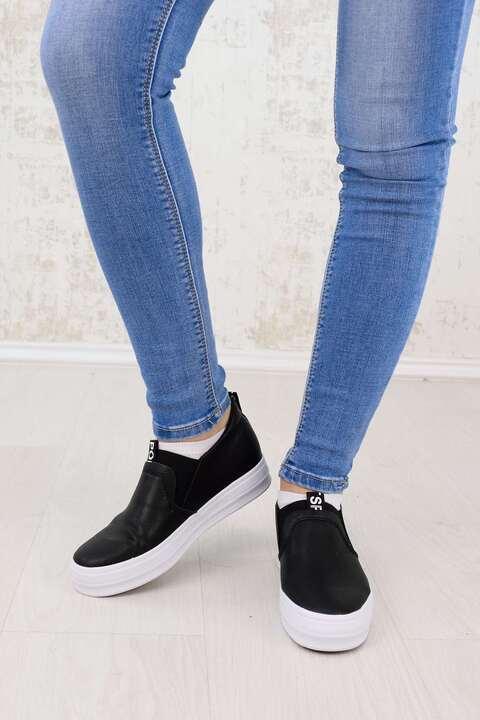Sport Sneakers - Μαύρο
