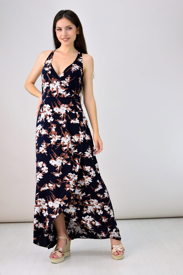 bb4ac3e9c8bd Μακρύ κρουαζέ φόρεμα | POTRE