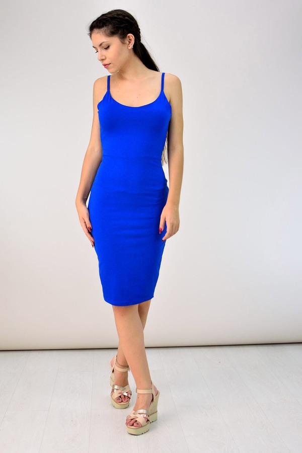 b200375f0dd4 Midi εξώπλατο φόρεμα