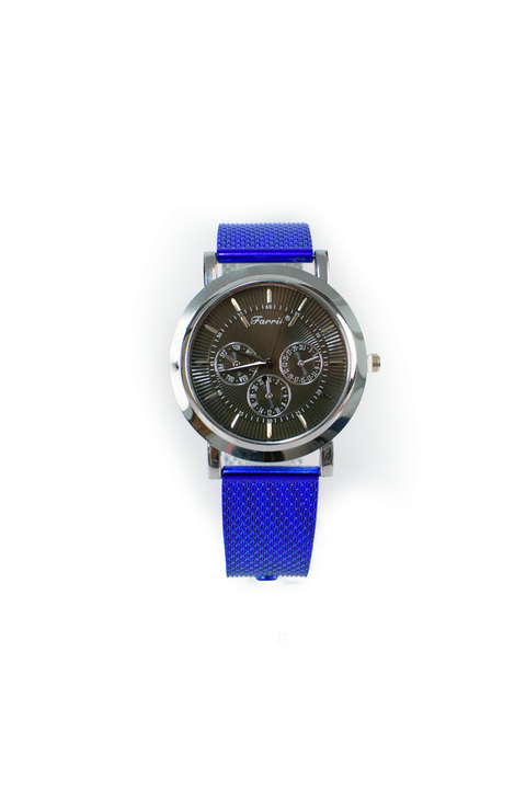 c6386e300a2 Ρολόι με λευκό λουράκι   Ρολόγια   POTRE
