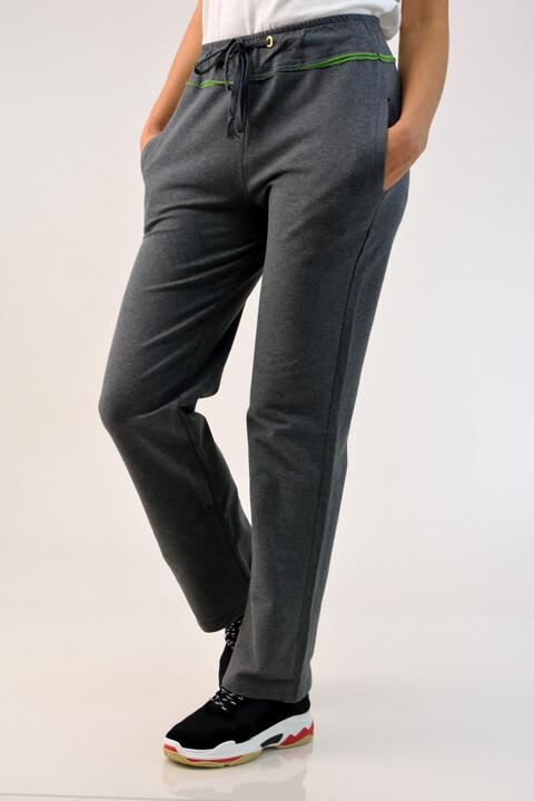 Παντελόνι φούτερ  - Ανθρακί