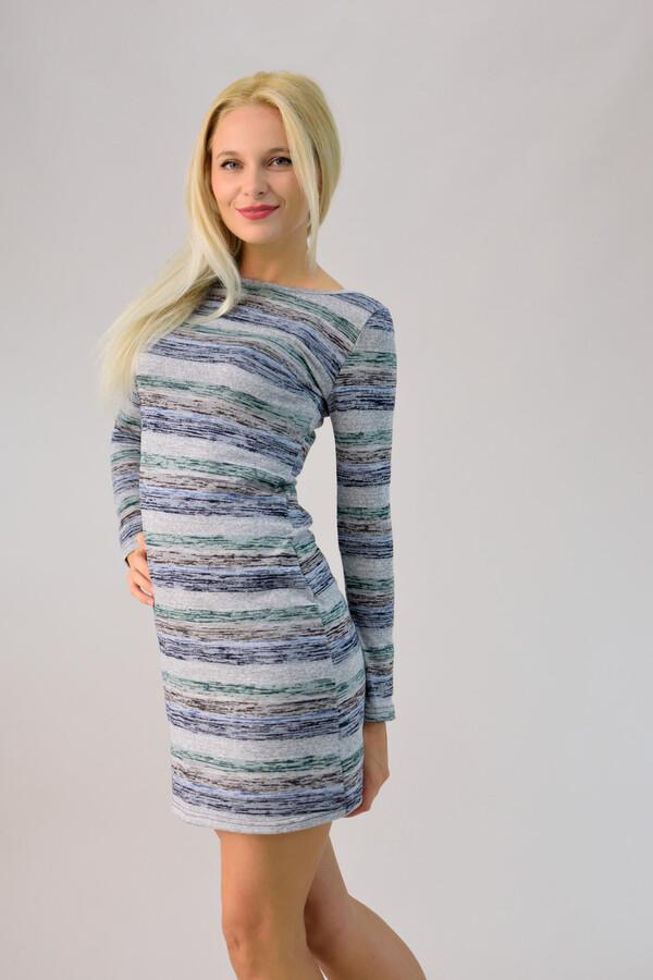614d20b4edf1 Μίνι φόρεμα εμπριμέ