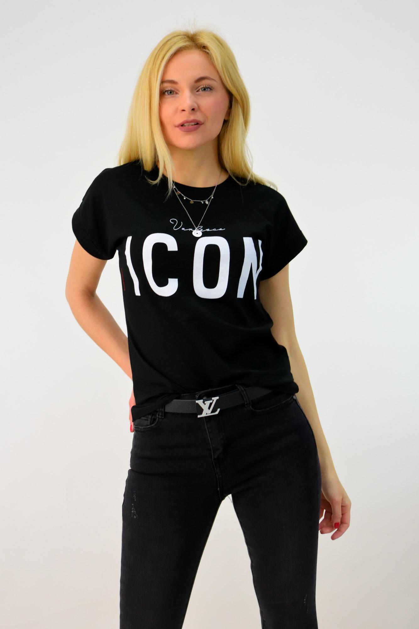 237311353e53 T-shirt με τύπωμα