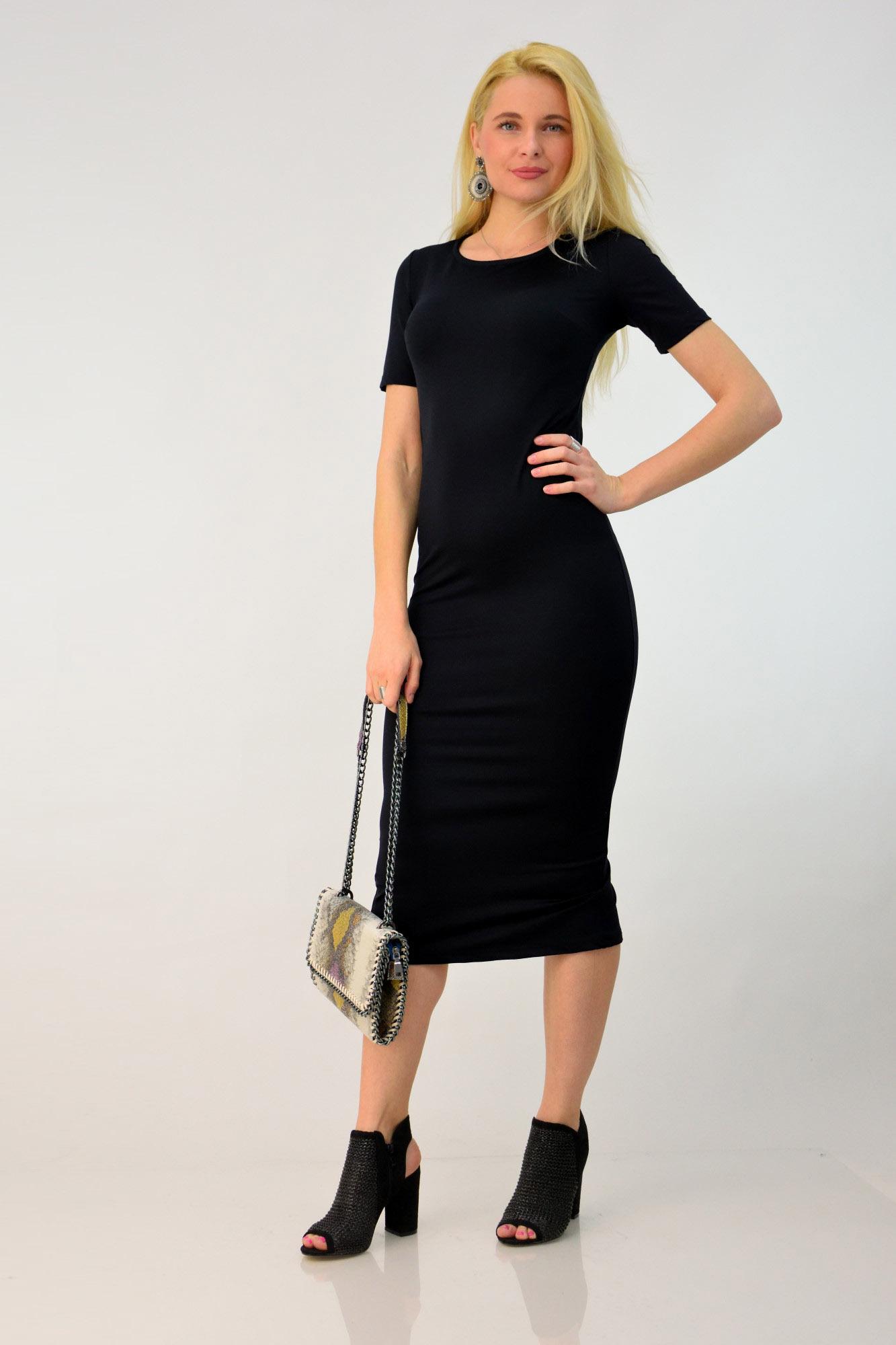 a92b63b71c5a Γυναικείο φόρεμα εφαρμοστο midi