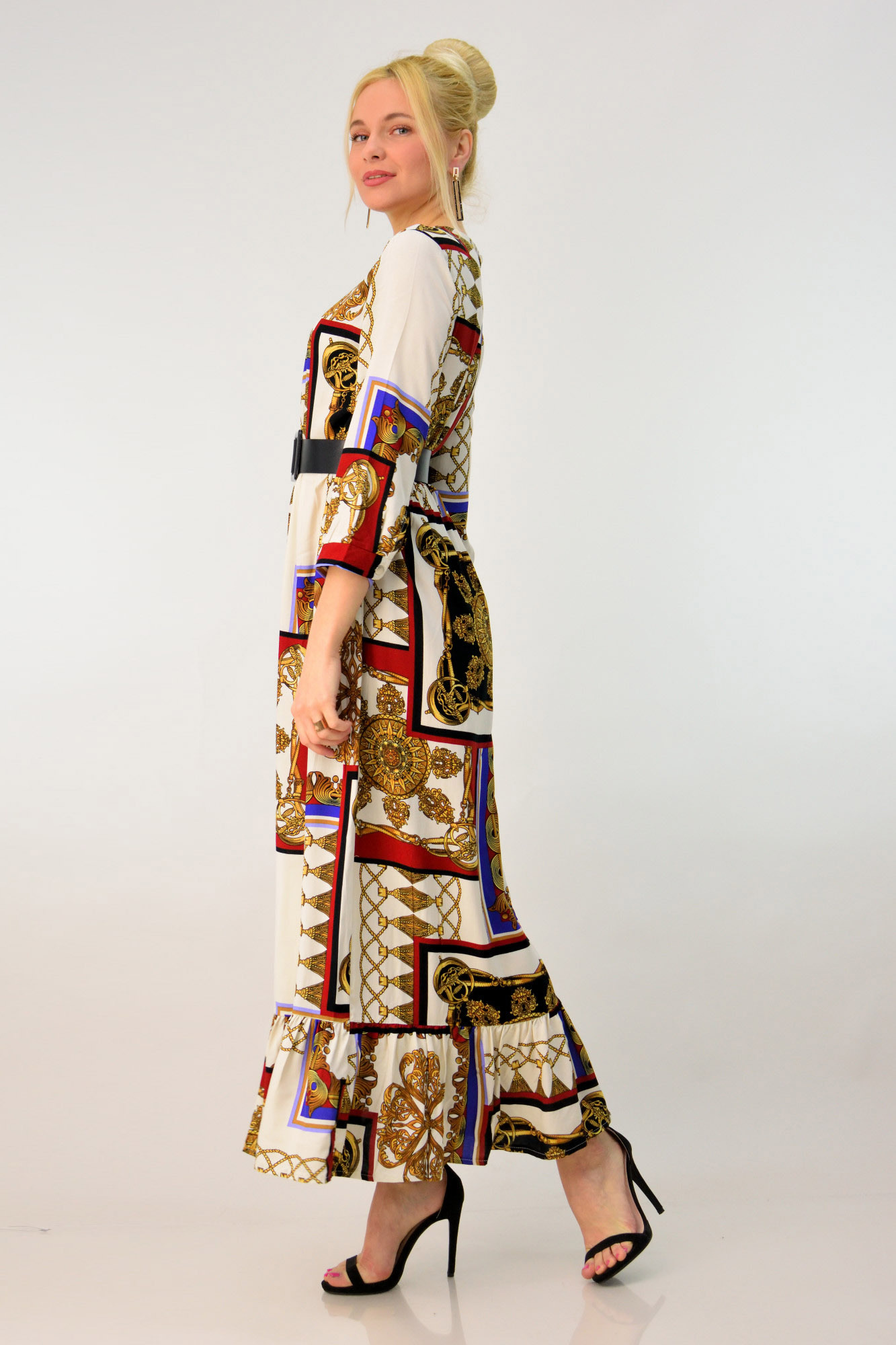 9349275b3609 Γυναικείο μακρύ φόρεμα
