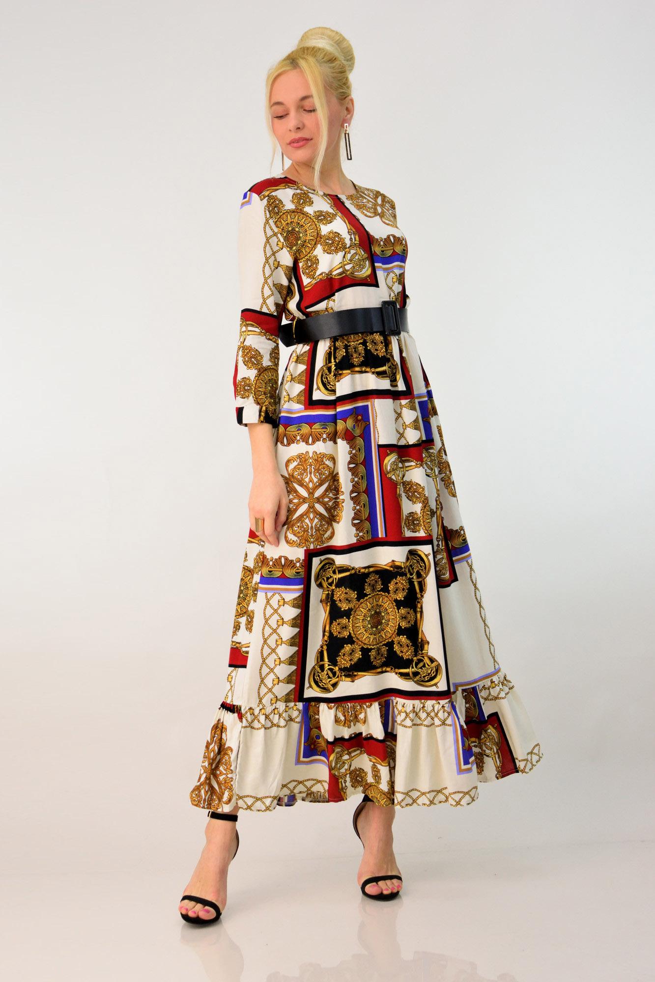 20310bec3ecf Γυναικείο μακρύ φόρεμα