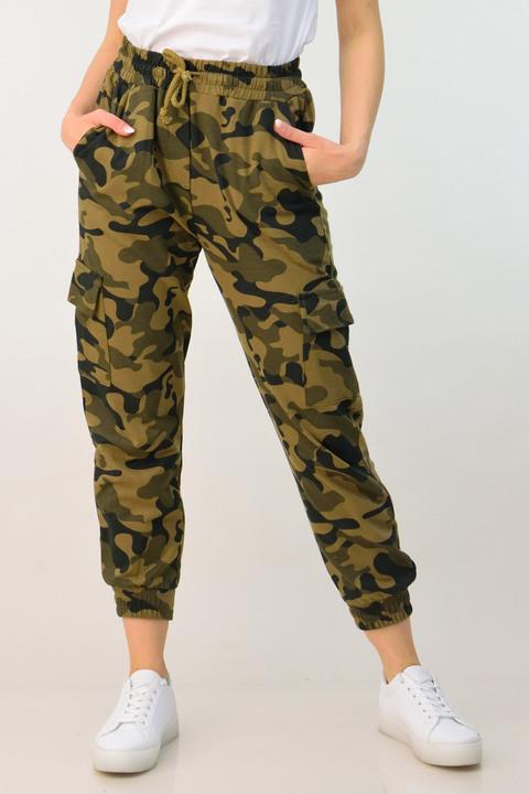 Παντελόνι παραλλαγής - Χακί