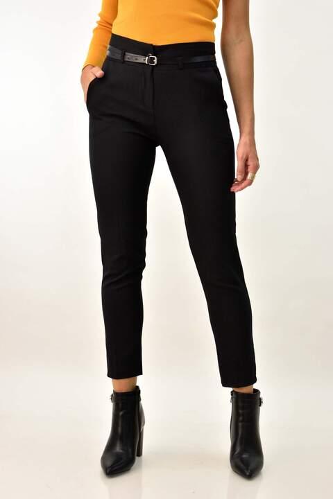Παντελόνι μέχρι τον αστράγαλο - Μαύρο