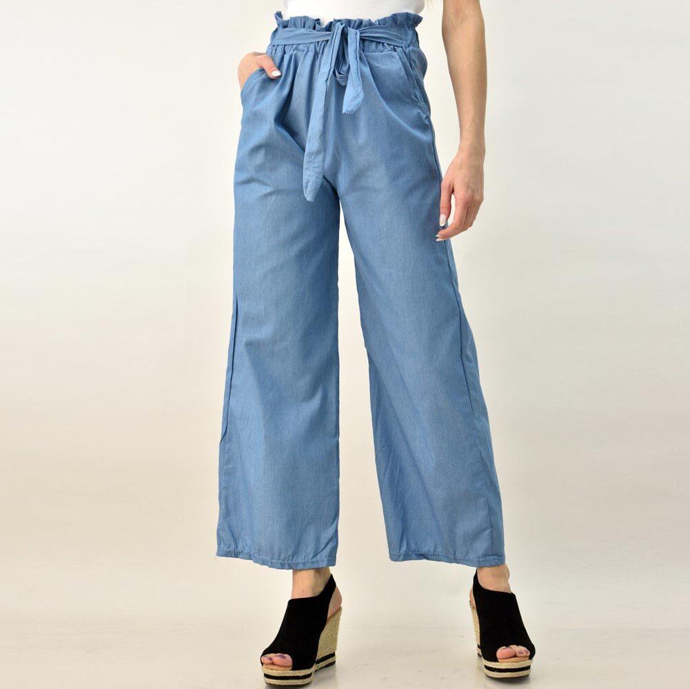 Γυναικείο παντελόνι τύπου τζιν