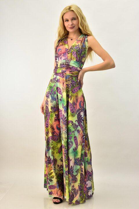 Πολυμορφικό φόρεμα - Πράσινο