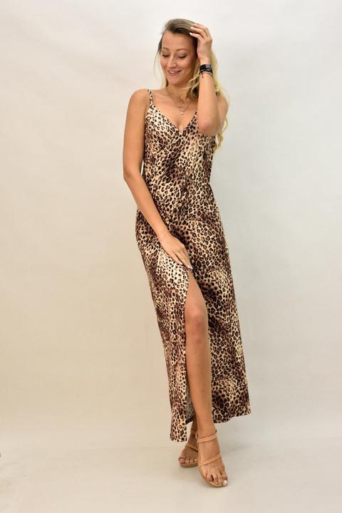 Πολυμορφικό φόρεμα animal print - Animal Print