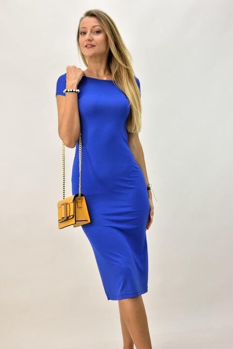 Φόρεμα εφαρμοστό - Μπλε