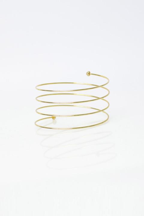 Γυναικείο βραχιόλι αρχαιοελληνικό - Χρυσό