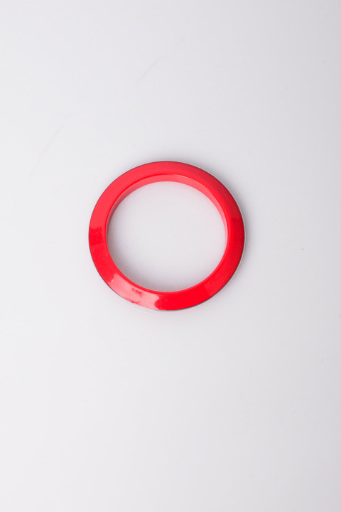 Γυναικείο κοκκάλινο βραχιόλι - Κόκκινο