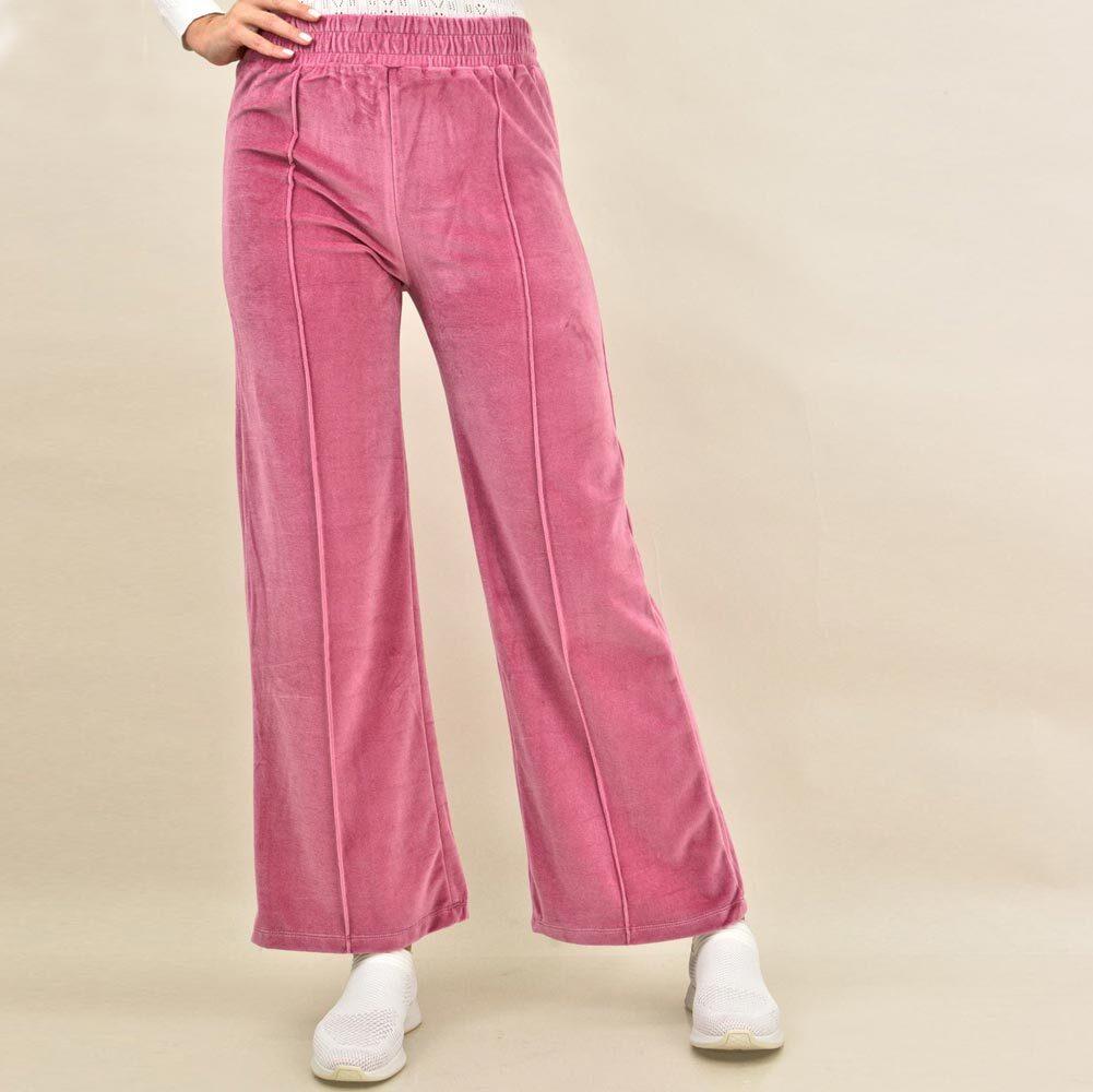 Γυναικείο παντελόνι βελουτέ