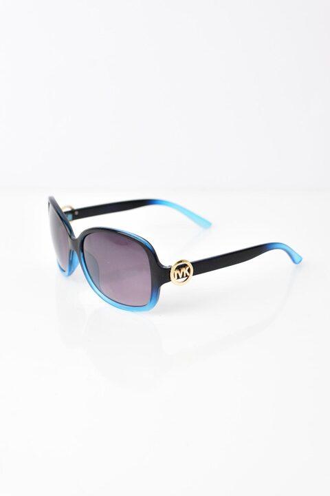 Γυναικεία γυαλιά ηλίου με διχρωμία - Μπλε