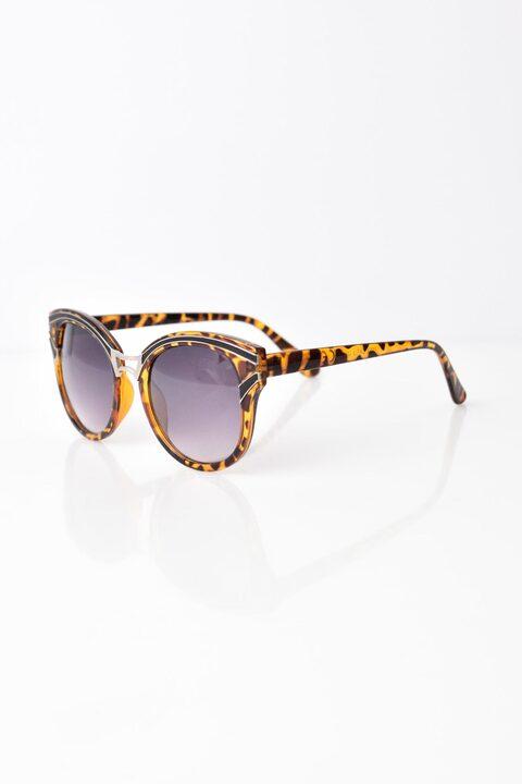 Γυναικεία γυαλιά ηλίου σε animal print σχέδιο - Animal Print