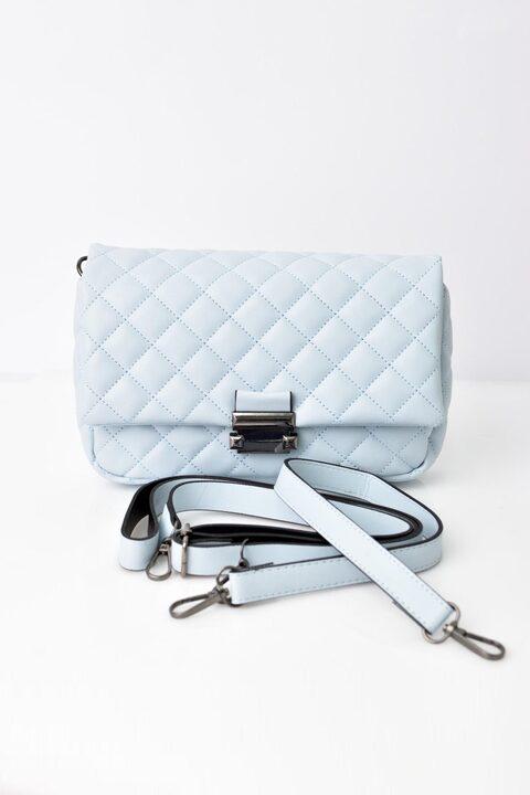 Γυναικεία τσάντα ώμου - Σιέλ