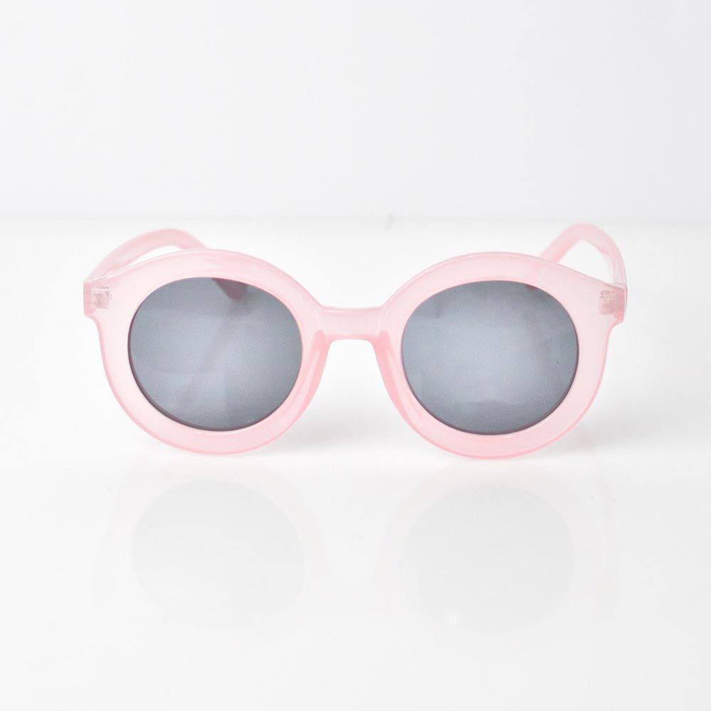 Γυναικεία γυαλιά ηλίου ημιδιαφανές