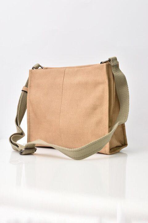 Γυναικεία τσάντα ώμου - Καφέ